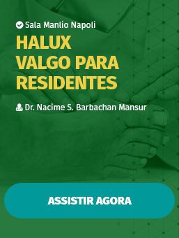 Halux Valgo para Residentes