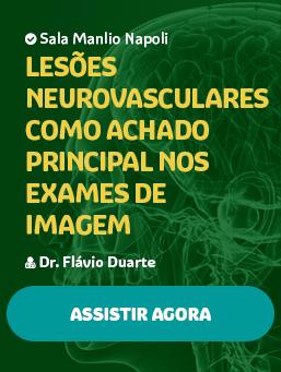 Aula #51 - Lesões neurovasculares como achado principal nos exames de imagem