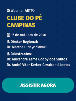 Clube do Pé #06 - Campinas