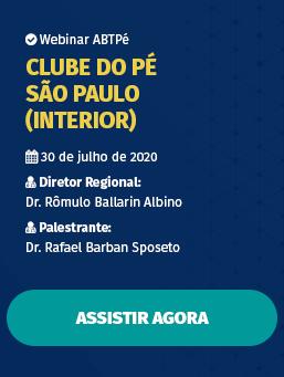 Clube do Pé #03 - São Paulo (Interior)