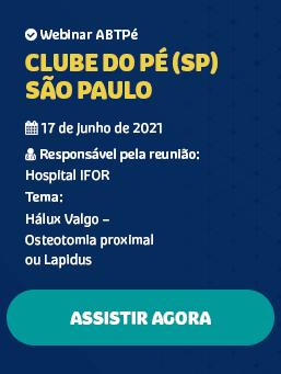 CLUBE DO PÉ #19 – SÃO PAULO