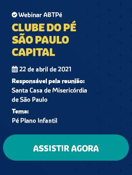CLUBE DO PÉ #14 – SÃO PAULO