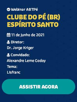 CLUBE DO PÉ #18 – ESPÍRITO SANTO