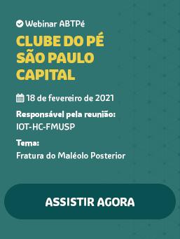 CLUBE DO PÉ #09 – SÃO PAULO
