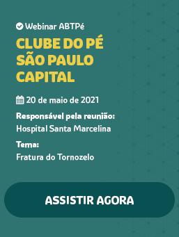 CLUBE DO PÉ #16 – SÃO PAULO