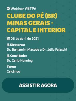 CLUBE DO PÉ #13 – MINAS GERAIS