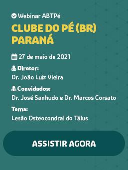 CLUBE DO PÉ #17 – PARANÁ