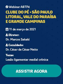 CLUBE DO PÉ #10 – SÃO PAULO - INTERIOR E LITORAL