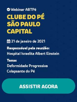 CLUBE DO PÉ #08 – SÃO PAULO