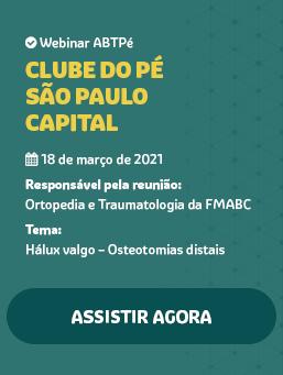 CLUBE DO PÉ #11 – SÃO PAULO