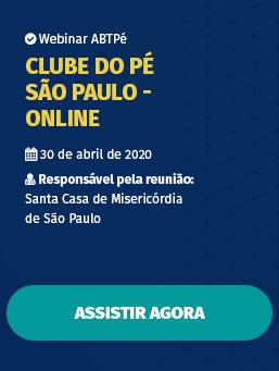 Clube do Pé #01 - São Paulo - Santa Casa de Misericórdia de São Paulo