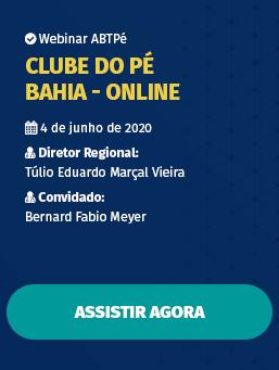 Clube do Pé #02 - Bahia