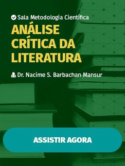 Análise Crítica da Literatura