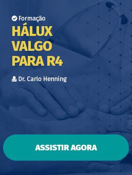 Hálux Valgo para R4