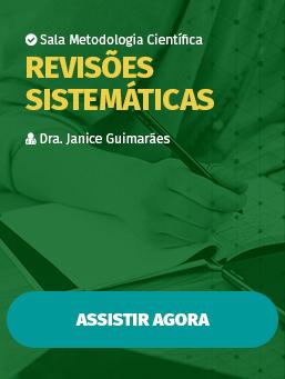 Aula #31 - Revisões Sistemáticas